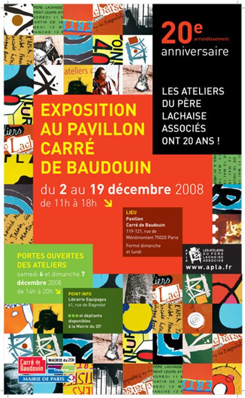 P_affiche décembre 2008