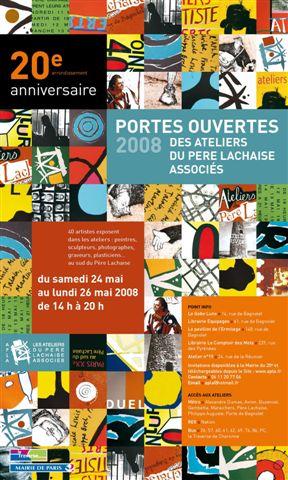 affiche mai 2008