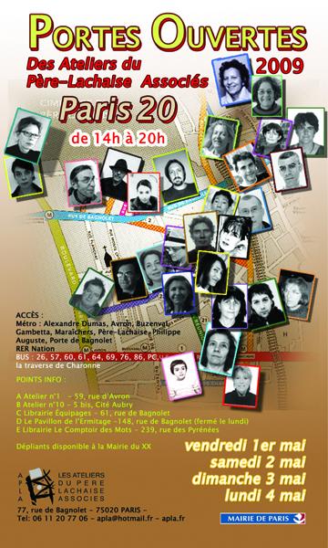 affiche mai 2009